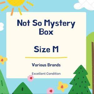 Not So Mystery Box Size Medium EUC